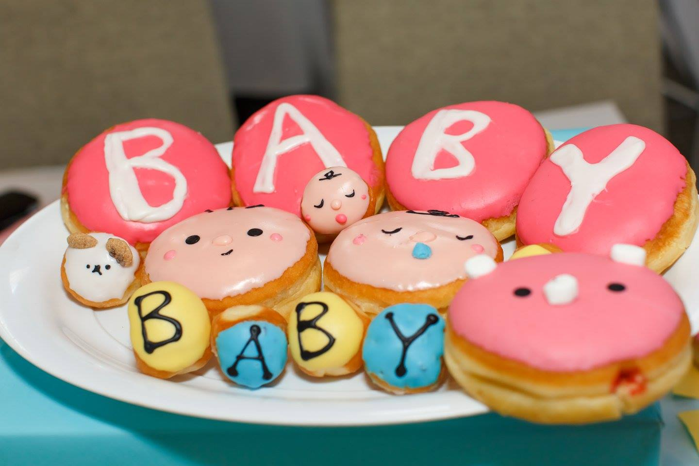 Los Angeles Big City Moms Biggest Baby Shower